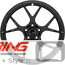 BC Forged Monoblock Wheel: KL11