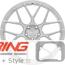 BC Forged Monoblock Wheel: KL12