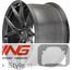 BC Forged Monoblock Wheel: KL13