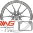 BC Forged Monoblock Wheel: EH172