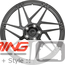 BC Forged Monoblock Wheel: EH177