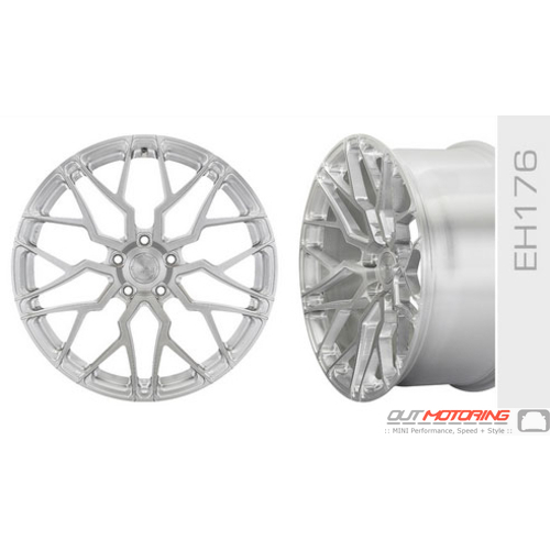 BC Forged Monoblock Wheel: EH176