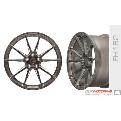 BC Forged Monoblock Wheel: EH182