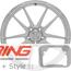 BC Forged Monoblock Wheel: EH301