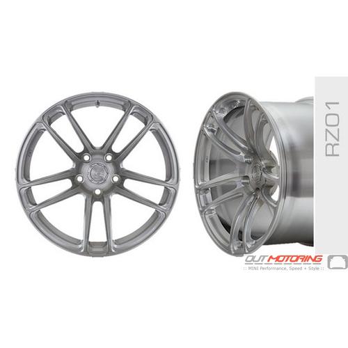 BC Forged Monoblock Wheel: RZ01