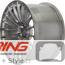 BC Forged Monoblock Wheel: RZ20