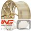 BC Forged Monoblock Wheel: RZ21