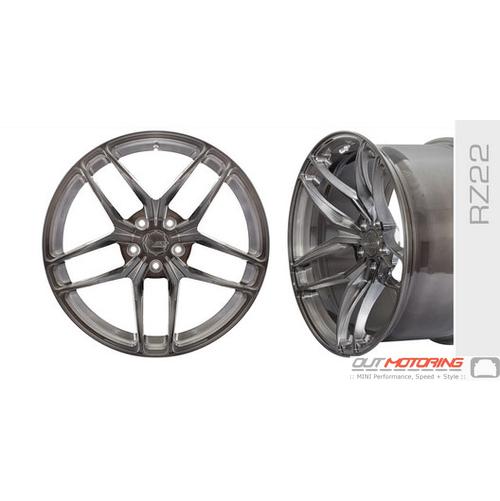 BC Forged Monoblock Wheel: RZ22