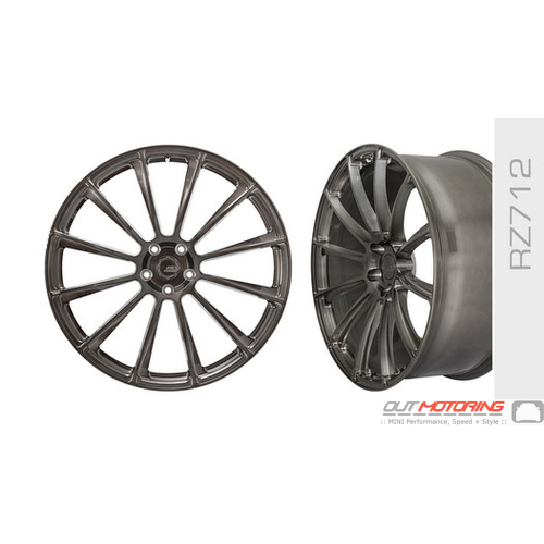 BC Forged Monoblock Wheel: RZ712