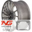 BC Forged Monoblock Wheel: RZ815