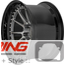 BC Forged Modular Wheel: LE10
