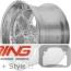 BC Forged Modular Wheel: LE53