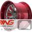 BC Forged Modular Wheel: LE72
