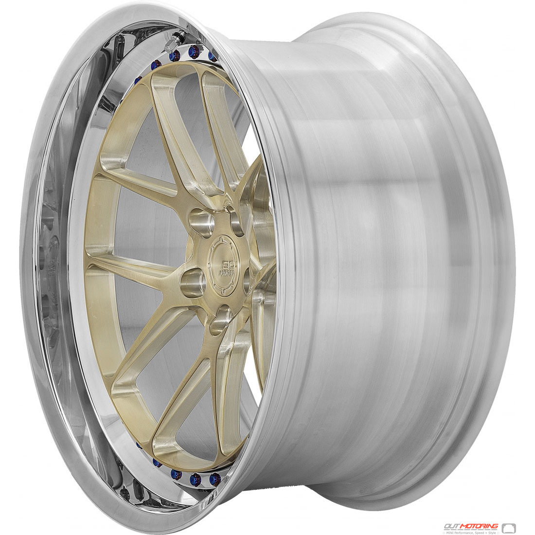 BC Forged Modular Forged Wheel: LE52
