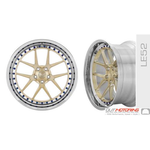 BC Forged Modular Wheel: LE52