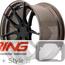 BC Forged Modular Wheel: HCA162