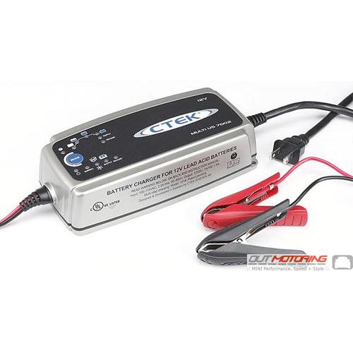 CTEK Battery Charging System: US 7002