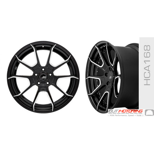 BC Forged Modular Wheel: HCA168