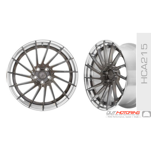 BC Forged Modular Wheel: HCA215