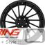 BC Forged Modular Wheel: HCA217