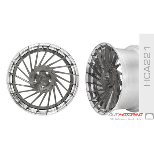 BC Forged Modular Wheel: HCA221