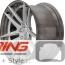 BC Forged Modular Wheel: HCS01