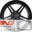 BC Forged Modular Wheel: HCS04