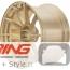 BC Forged Modular Wheel: HC010