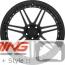 BC Forged Modular Wheel: HC027