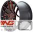 BC Forged Modular Wheel: HC040