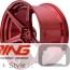 BC Forged Modular Wheel: HC050