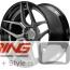 BC Forged Modular Wheel: HC053