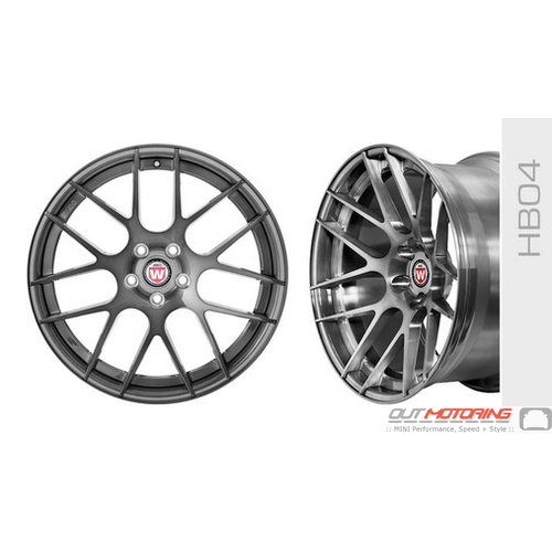 BC Forged Modular Wheel: HB04
