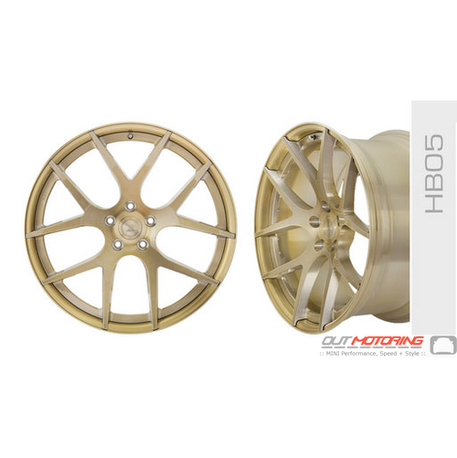 BC Forged Modular Wheel: HB05