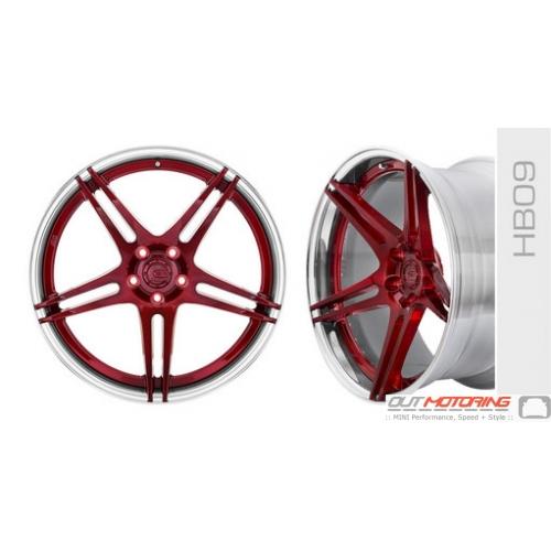 BC Forged Modular Wheel: HB09