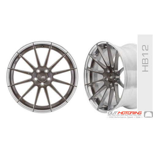 BC Forged Modular Wheel: HB12
