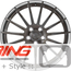 BC Forged Modular Wheel: HB15