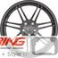 BC Forged Modular Wheel: HB27