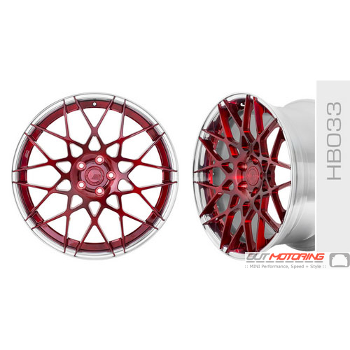 BC Forged Modular Wheel: HB33