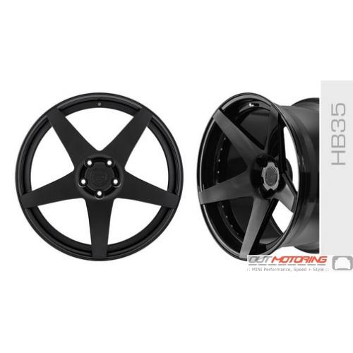 BC Forged Modular Wheel: HB35