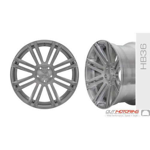 BC Forged Modular Wheel: HB36