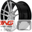 BC Forged Modular Wheel: HBR5