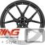 BC Forged Modular Wheel: HBR2