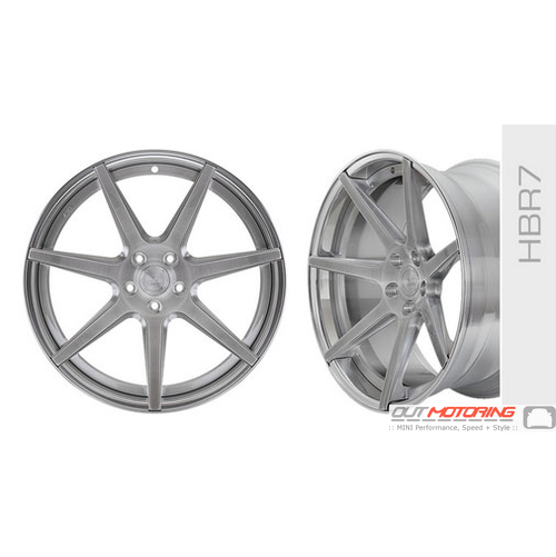 BC Forged Modular Wheel: HBR7