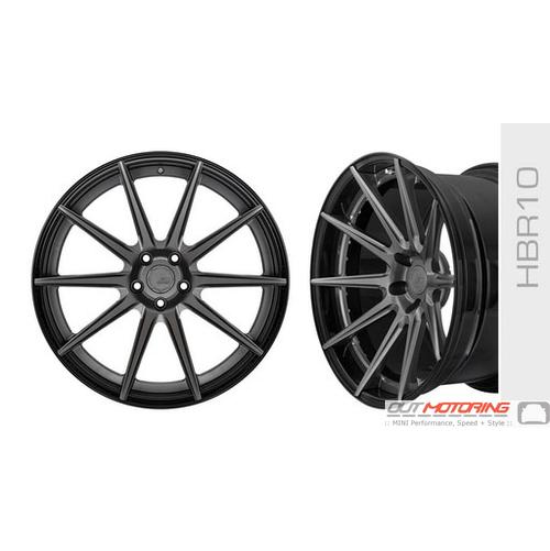 BC Forged Modular Wheel: HT01