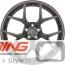 BC Forged Modular Wheel: HT02