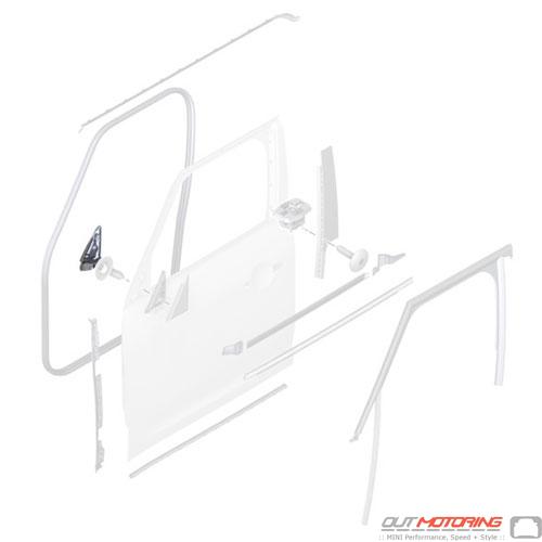 Corner Molding: Interior Left