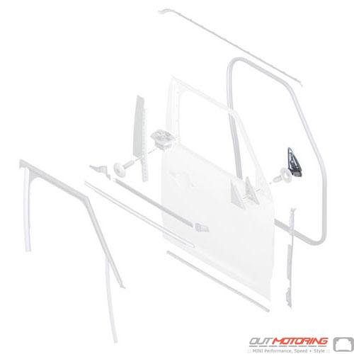 Corner Molding: Interior Right