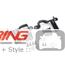 Driving Light Brackets: F55/6/7
