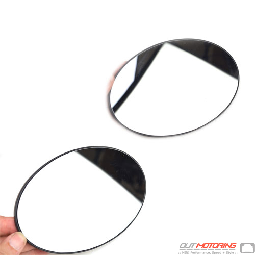 Convex/Blind Spot Mirror Set: Gen1